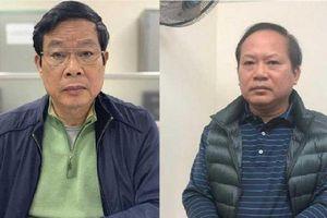 Hôm nay xử 2 bị cáo Nguyễn Bắc Son, Trương Minh Tuấn