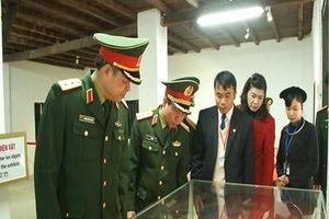 Thượng tướng Đỗ Căn dẫn đầu đoàn công tác Tổng cục Chính trị thực hiện hành trình về nguồn tại Cao Bằng