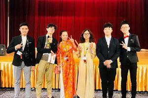 Phim của học sinh Hà Nội đạt giải xuất sắc tại Liên hoan phim Thiếu nhi quốc tế