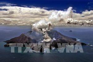 Số người thiệt mạng do núi lửa phun ở New Zealand tăng mạnh