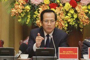 Bộ trưởng Đào Ngọc Dung: Lương của chồng chuyển vào tài khoản vợ là hợp pháp