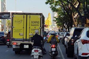 Đà Nẵng: Các khu vực đề xuất cấm đỗ xe đường Phan Châu Trinh, Nguyễn Văn Linh