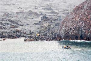 New Zealand tưởng niệm các nạn nhân vụ núi lửa phun trào