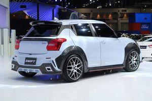Suzuki Swift tung ra bản thể thao 'cực ngầu' đấu Toyota Yaris, Honda Jazz
