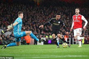 De Bruyne tỏa sáng, Man City nhấn chìm Arsenal