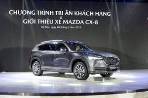 Thaco tung chiêu giảm giá 'trùm cuối', Mazda CX-8 giảm 100 triệu đồng