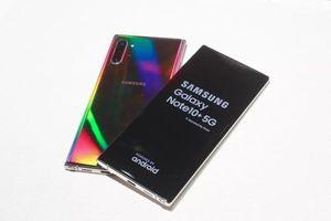 Samsung đang thống trị thị trường smartphone 5G toàn cầu