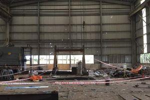 Tin tức mới nhất về vụ nổ bình oxy hóa lỏng tại nhà máy Lilama 69-3