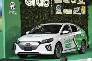 Grab và Hyundai hợp tác triển khai xe điện tại Indonesia