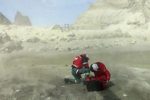 New Zealand hoàn tất xác định danh tính nạn nhân vụ núi lửa phun trào