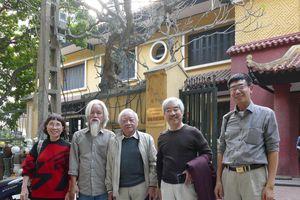 Nhà văn Uông Triều 'cô độc' trong nhà số 4
