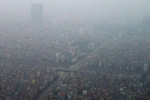 Hà Nội nêu 12 nguyên nhân gây ô nhiễm không khí và giải pháp
