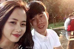 Tiền vệ Minh Vương chia tay bạn gái yêu 4 năm