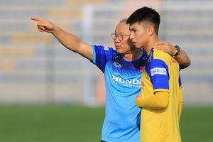 U23 Việt Nam hòa với đội sinh viên Hàn Quốc