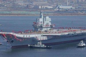 Trung Quốc tuyên bố tàu sân bay nội địa có thể đối đầu tàu nước ngoài trên Biển Đông