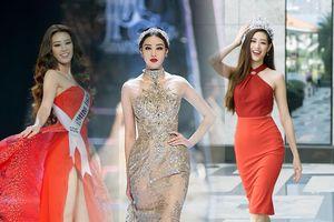 Catwalk sương sương mà đã đỉnh cao thế này, còn ai bảo Hoa hậu Khánh Vân chỉ thường thôi!