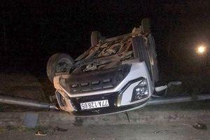 2 vụ tai nạn xảy ra cùng lúc, 5 người thương vong