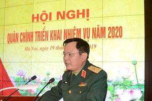 Tổng cục Hậu cần triển khai nhiệm vụ năm 2020