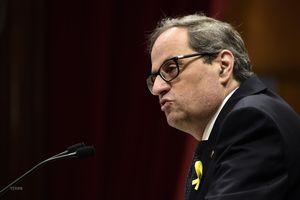 Thủ hiến Catalonia bị cấm giữ các chức vụ quan trọng trong chính quyền