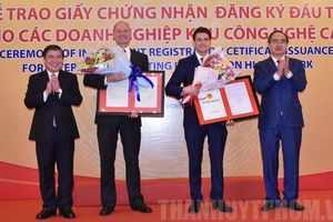 Doanh nghiệp Trung Quốc rót 650 triệu USD vào Khu công nghệ cao TP. HCM