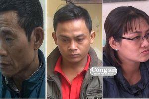 Triệt phá băng nhóm trộm xe bán sang Campuchia