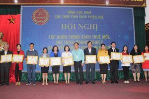 Cục Thuế Thừa Thiên Huế: Đẩy mạnh cải cách thủ tục hành chính, đồng hành cùng doanh nghiệp