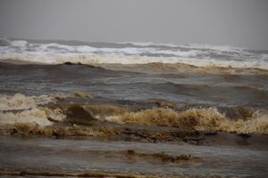 Kết luận vụ nước biển chuyển màu bất thường làm dân lo lắng