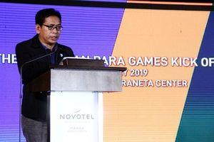 Lùi thời gian tổ chức ASEAN Para Games 10