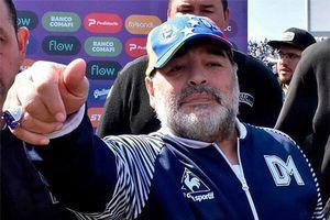 Maradona 'mất gin' năm 13 tuổi