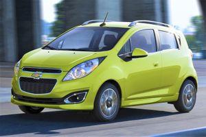 10 ôtô tốt nhất thập niên của Chevrolet