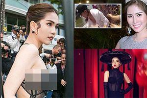 Sao Việt mặc phản cảm nhất: Nhã Tiên, Hoàng Hạnh là gì so với Ngọc Trinh