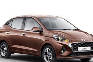Ô tô sedan Hyundai Aura ra mắt tháng 1 năm 2020 có gì đặc biệt?