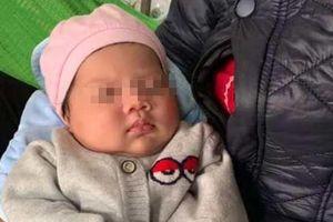 Tìm thân nhân cho bé sơ sinh bị bỏ rơi trong chiếc làn cũ trước cổng chùa