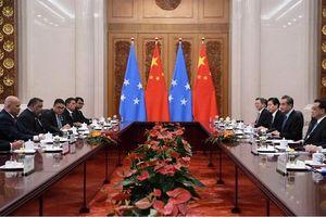 Trung Quốc tăng cường hành động tại Thái Bình Dương: Khó khăn chiến lược cho Mỹ?