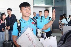 Kế hoạch tiếp theo của U23 Việt Nam sau đợt tập huấn tại Hàn Quốc