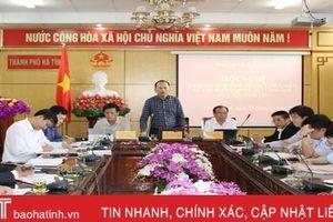 Tiếp dân '3 trong 1', TP Hà Tĩnh tiếp nhận 61 vụ việc, xử lý dứt điểm 39 vụ việc
