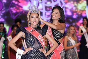 Gặp gỡ nữ sinh Đại học Công nghệ TP.HCM xuất sắc đăng quang 'Hoa hậu Sinh viên Thế giới'