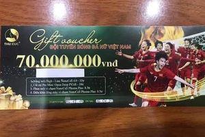 Bị tố đổi tiền thành voucher thẩm mỹ cho đội bóng đá nữ vô địch SEA Games 30, Bệnh viện Thu Cúc nói gì?