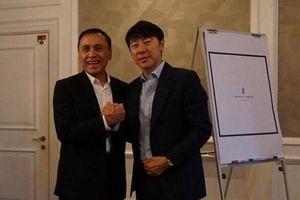 Tuyển Indonesia bổ nhiệm HLV Hàn Quốc từng thắng Đức ở World Cup