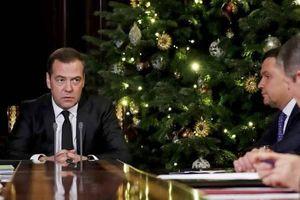 Thủ tướng Nga nghĩ biện pháp đáp trả lệnh trừng phạt của Mỹ vì Nord Stream-2