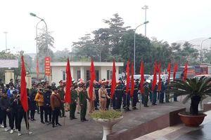 Huyện Mê Linh tuyên truyền phòng ngừa cháy, nổ mùa hanh khô