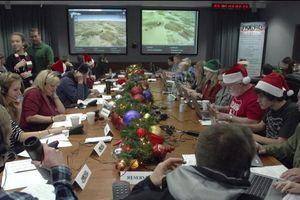 Quân đội Mỹ theo dõi ông già Noel và 'quà Giáng sinh' từ Triều Tiên