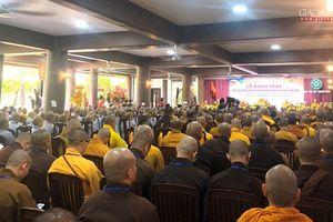 Khai mạc khóa bồi dưỡng nghiệp vụ dẫn chương trình Phật giáo