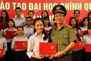 Học viện An ninh nhân dân chính thức được tổ chức thi đánh giá năng lực ngoại ngữ theo khung 6 bậc