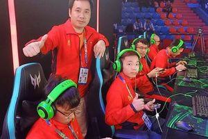 HLV trưởng đoàn Esports Việt Nam tại SEA Games 30 bật mí 6 yếu tố quan trọng để những bạn trẻ theo đuổi môn thể thao mới mẻ này