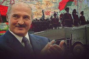 Belarus bất ngờ cảnh báo có hành động quân sự đối với Nga