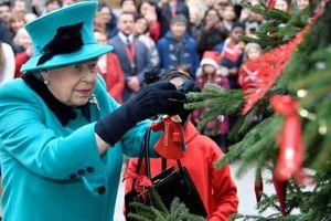 8 truyền thống giáng sinh gia đình nữ hoàng Elizabeth tuân thủ suốt 93 năm