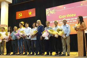 Giới thiệu 9 ấn phẩm của 23 tác giả đạt Giải thưởng Văn học nghệ thuật TP.HCM