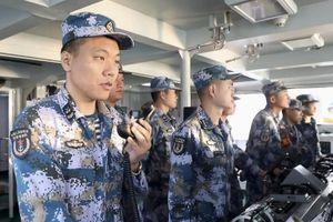 Quân đội Trung Quốc đồn trú ở Hồng Kông tập trận bắn đạn thật trên Biển Đông