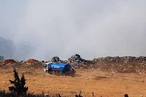 Sẽ đóng cửa 'núi rác' Cam Ly vào năm 2020